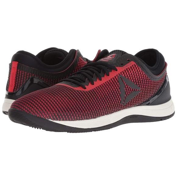 f2555b0756a353 Reebok CrossFit nano 8 Black primal red